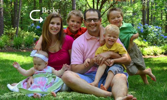 cara becky mendapatkan uang menggunakan blog