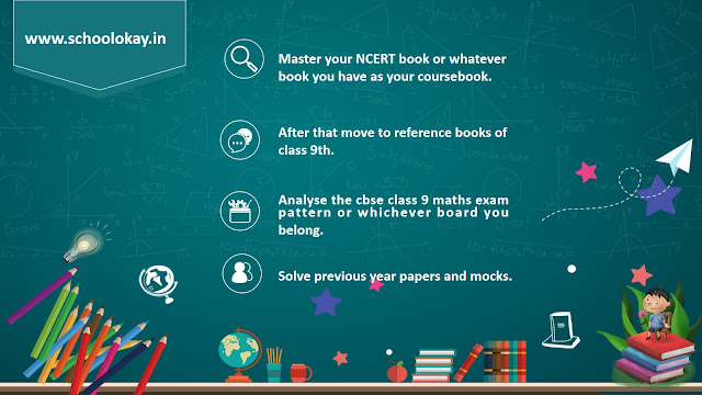 HOW TO SCORE IN CBSE CLASS 9TH MATH EXAM PAPER