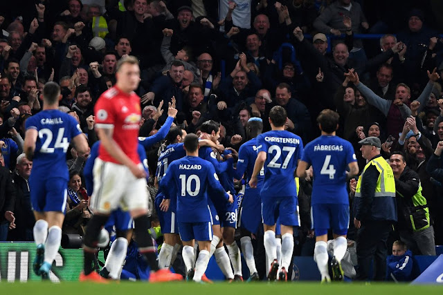 Video Cuplikan Gol Chelsea 1-0 Manchester United | Final FA CUP Musim 2017-2018