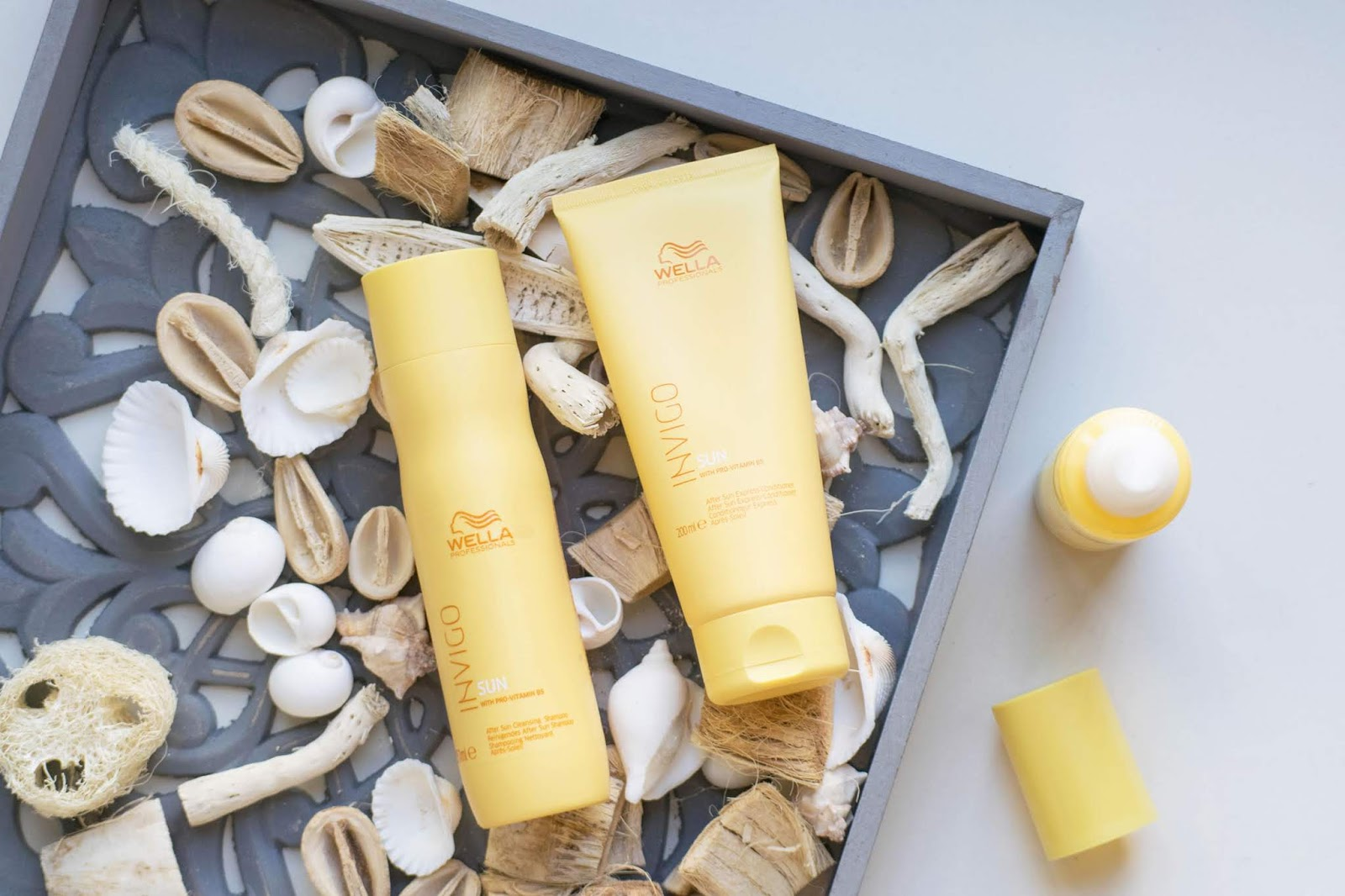 wella sun indigo review