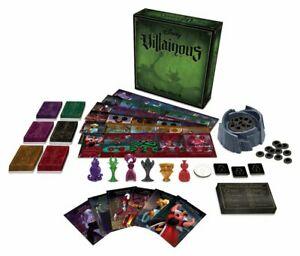 Villainous el juego de mesa de los villanos de Disney