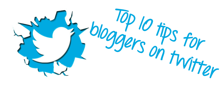Twitter advice for bloggers