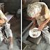 90-year-old lola na pinagkakasya ang kakarampot na ulam ng ilang araw para makaraos sa kagutuman, dinagsa ng tulong