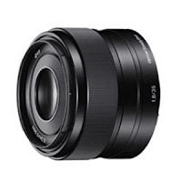 Sony a6000 35mm prime lens