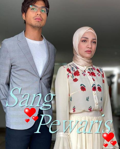 DRAMA SANG PEWARIS TV3  EPISOD 1 - 13