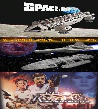 Sci-fi sorozatok a 70-es évekből