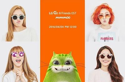 Mamamoo Woo Hoo