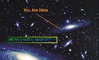 Dünya mı büyük Evren mi...