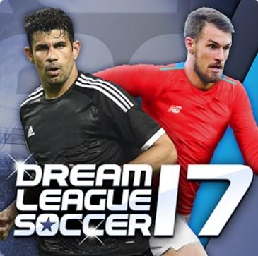 Download Dream League Soccer 2017 Mod Apk +Data v4.04 (Unlimited Money) Terbaru