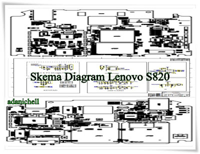 Skema Diagram Lenovo S820
