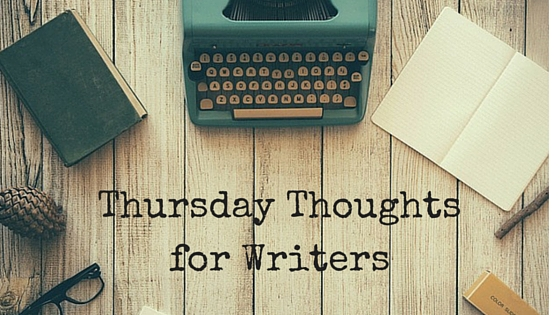 Are You Afraid to Speak Up? {Thursday Thoughts for Writers}