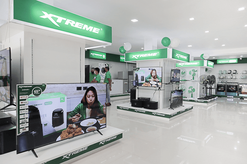 XTREME Appliances opened its 25th concept store in Tacloban, Leyte