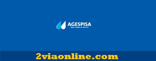 2Via Agespisa: confira como consultar fatura e tirar boleto
