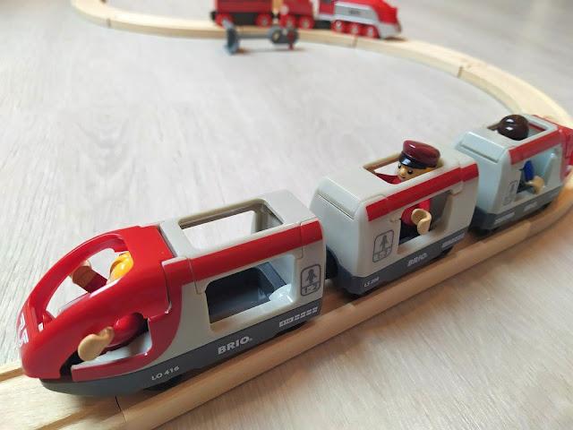 train pour circuit brio