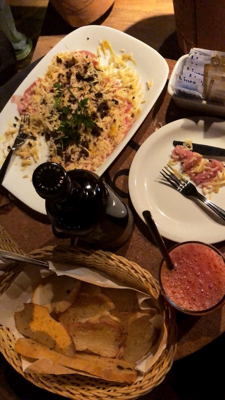 Gastronomia: Conhecendo o Varanda Dudu Bar em Águas Claras