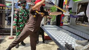 Oditurat Militer II-08 Bandung musnahkan Barang Bukti, ada senjata api rakitan