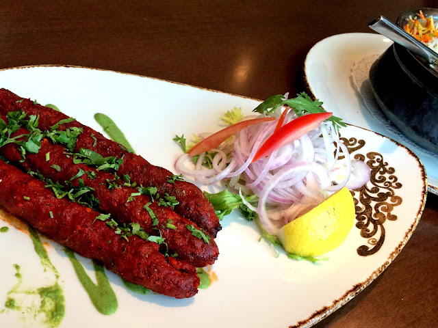 Gosht Seekh Kebab at Asha's, The Avenues, Kuwait