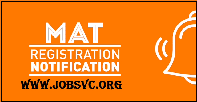 MAT 2019 - Notification, Eligibility Criteria and Important Dates