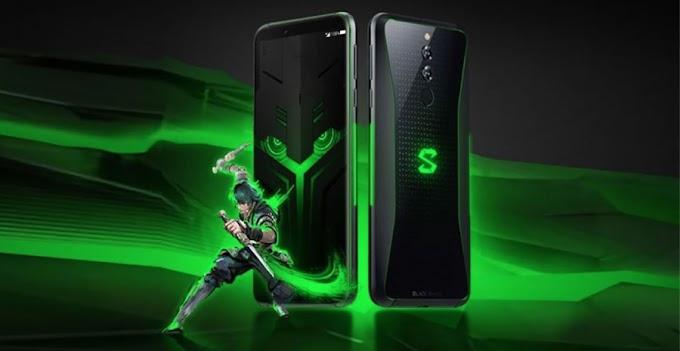 Sorteio de Um: Smartphone Gamer Xiaomi Black Shark 2 128GB + 8GB RAM
