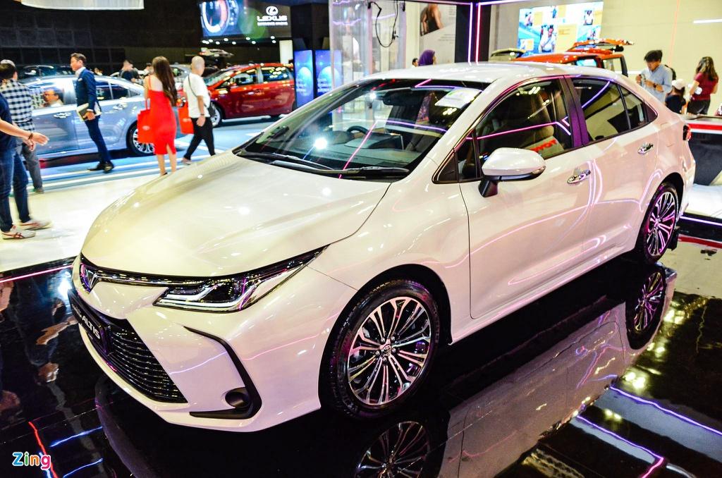 Những mẫu xe Toyota có thể ra mắt tại Việt Nam trong thời gian tới