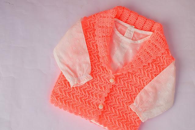 2 - Crochet Chaleco lindo a crochet y ganchillo por Majovel Crochet