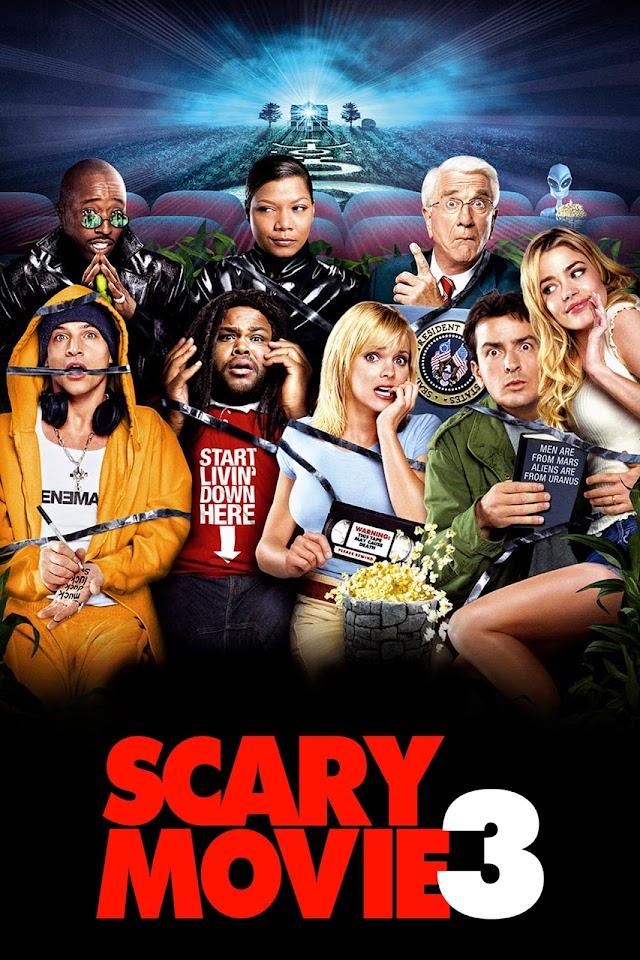 Scary Movie 3 2003 x264 720p Esub BluRay Dual Audio English Hindi THE GOPI SAHI