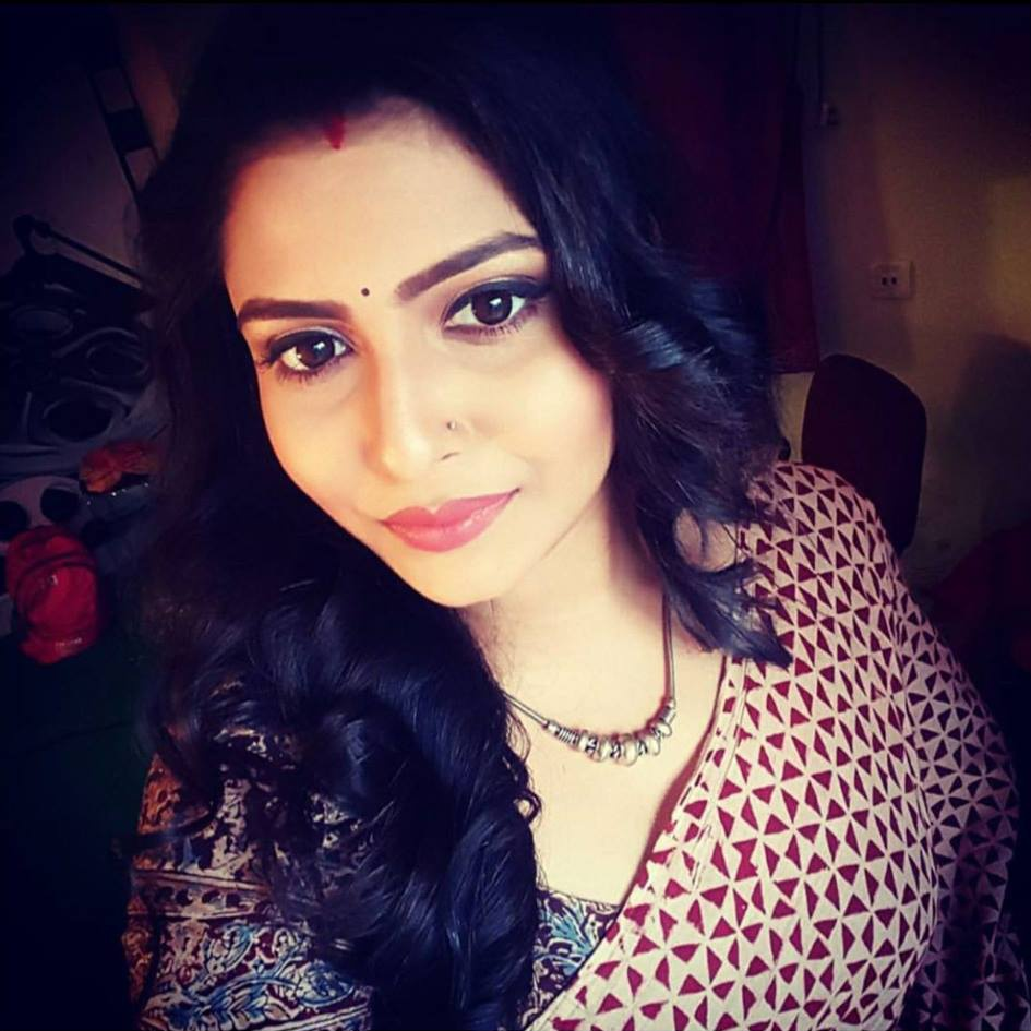 Ashmita Mukherjee Bengali Actress 7
