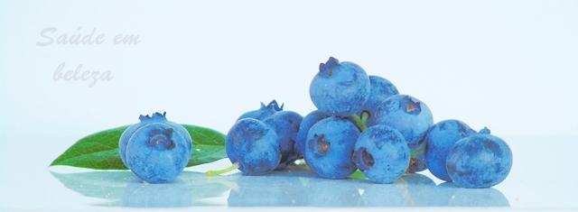 Benefícios do mirtilo (blueberrie)
