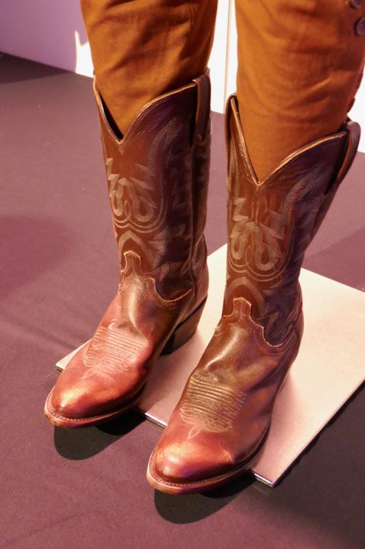 Colin Farrell Dumbo Holt Farrier costume boots