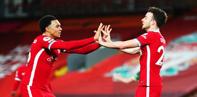 Liverpool vs Sheffield United – Highlights