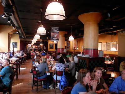 Giordano's Deep Dish Pizza à Chicago