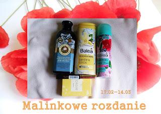 http://echantillons-tests.blogspot.com/2017/02/malinkowe-rozdanie.html