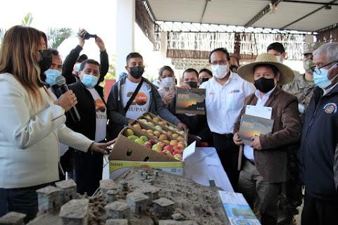 Anuncian puesta en valor del Santuario Preincaico Rupak