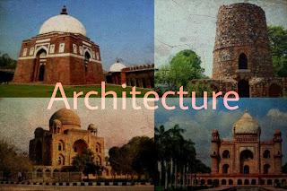 Delhi sultanate architecture