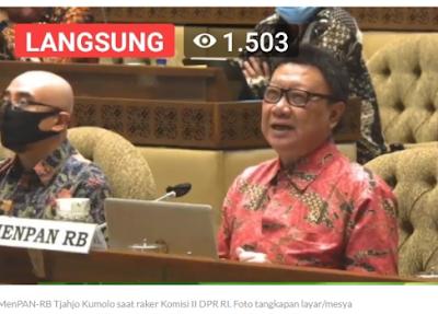 440 Ribu Lebih PNS Kehilangan Jabatan, yang Lain Siap-siap Tunggu Giliran