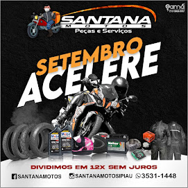 Santana Moto Peças