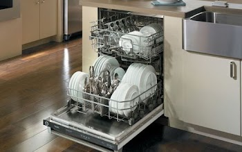 Τρία συνηθισμένα λάθη που κάνετε με το πλυντήριο πιάτων