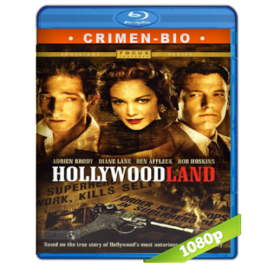Hollywoodland (2006) BRRip Full 1080p Audio Dual Castellano-Ingles 5.1