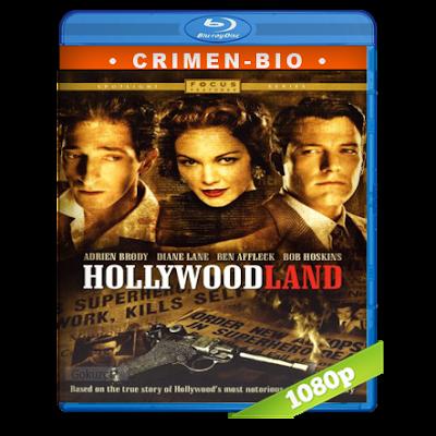 Hollywoodland (2006) BRRip Full 1080p Audio Dual Castellano-Ingles 5.1