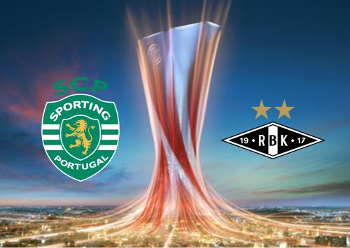 Sporting CP vs Rosenborg -Highlights 24 October 2019