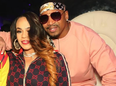 Faith Evans arrested for allegedly attacking her husband Stevie J