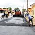 Recapeamento retorna com força total em ruas do Botafogo, Cinelândia, Vila Moda e Jd. América