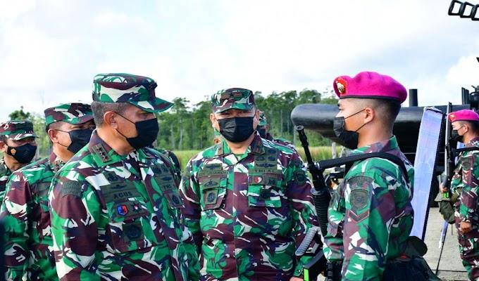 Pangkogabwilhan III Pastikan Keseiapan Unjung Tombak Operasi Gabungan TNI Wilayah Sorong