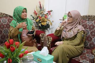 Maharani Dewi Pastikan Pasokan LPG 3 Kg Di Kota Cirebon Aman