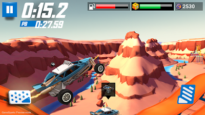 mod apk hot wheels