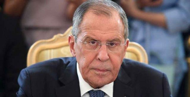لافروف يجب سحب كل القوات الأجنبية الموجودة في سوريا بدون موافقة دمشق