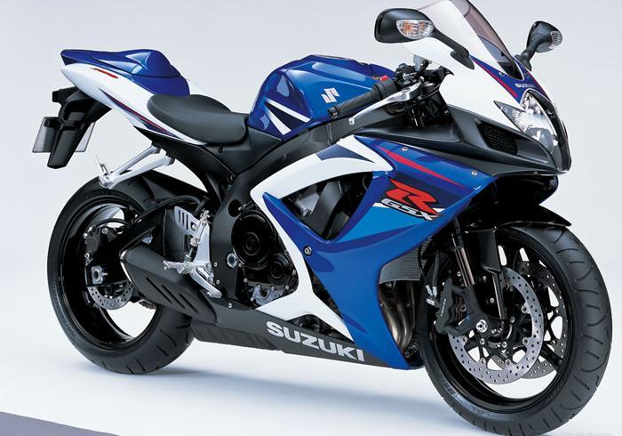 Wallpaper HD Sepeda Motor Sport Suzuki Untuk Smartphone Android