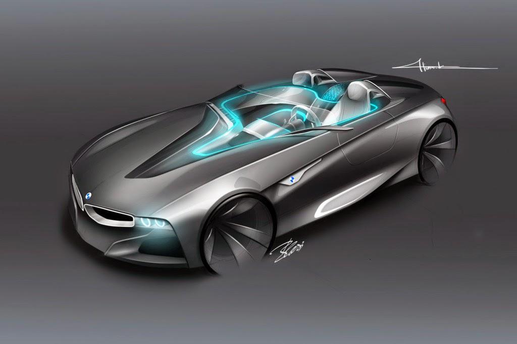 """BMW And Toyota Plug-In Hybrid Supercar Codenamed """"Silk Road 2"""""""