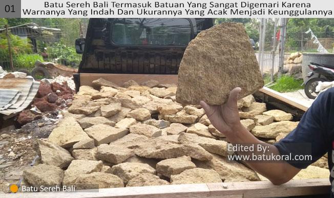 jual batu sereh bali terdekat