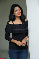 Deepthi Shetty looks super cute in off shoulder top and jeans ~  Exclusive 85.JPG